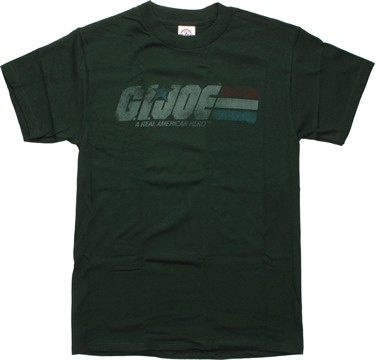 GI Joe Logo T-Shirt