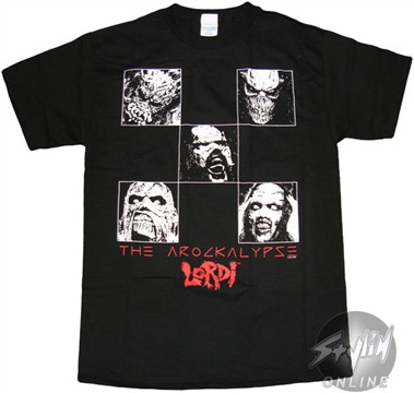Lordi Arockalypse T-Shirt