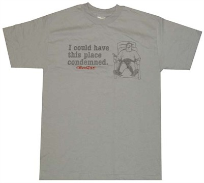 Office Space Condemned T-Shirt