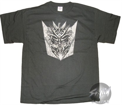 Transformers Blackout T-Shirt
