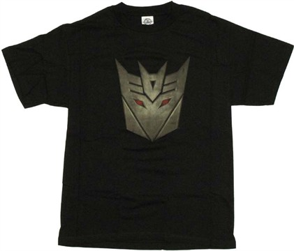 Transformers Movie Decepticon T-Shirt