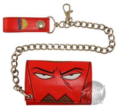Aqua Teen Hunger Force Frylock Wallet