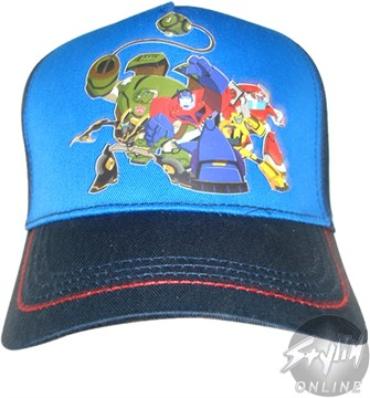 Transformers Animated Group Youth Hat
