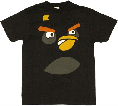 Bird Bombs Bomb Angry Bird Shirt