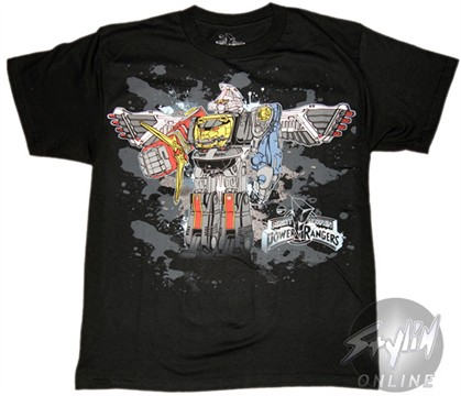 Power Rangers Robot Youth T-Shirt