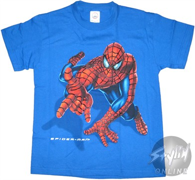 Spiderman Aim Youth T-Shirt