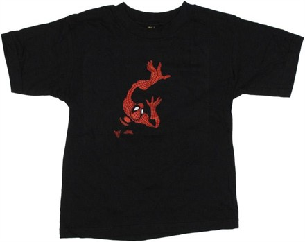 Spiderman Climb Youth T-Shirt