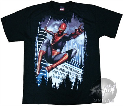 Spiderman Premiere Youth T-Shirt