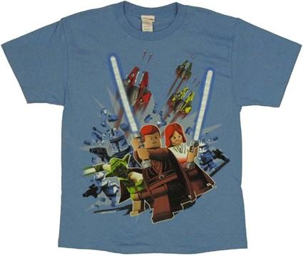 youth-t-shirt-star-wars-lego-trio-ships by YTH STAR WARS LEGO TRIO SHIPS-2-MD