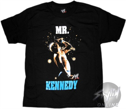 WWE Mr Kennedy Youth T-Shirt